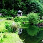 Lobhill Farmhouse Summerhouse by the Pond