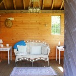 Lobhill Farmhouse Summerhouse