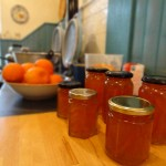 Dartmoor Bed and Breakfast marmalade