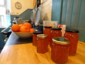 Dartmoor Bed and Breakfast marmalade