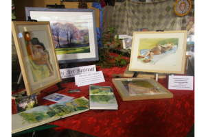 Art at the Pannier Market