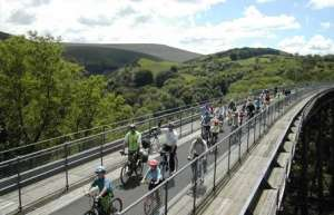 The Granite Way Cycle Route