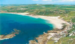 Sennen Cove in Cornwall