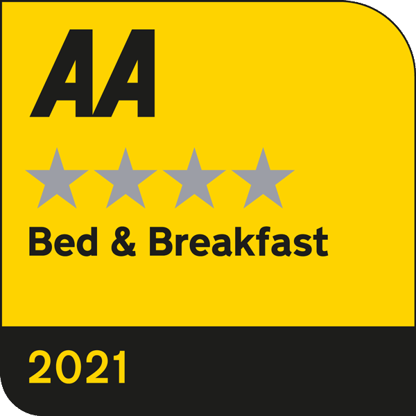 Lobhill Farmhouse Bed & Breakfast and Self Catering AA 4 Star Silver Award