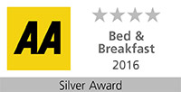Lobhill Farmhouse Bed & Breakfast and Self Catering AA 4 Star Silver Awards