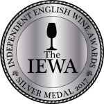 Alder Vineyards IEWA Silver Award Madeleine Angevine 2014