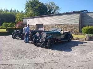 aston martin lagonda club at lobhill farmhouse