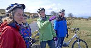 Dartmoor guided walks and electric bikes