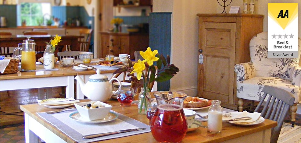 devon bed and breakfast