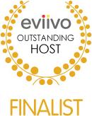 eviivo outstanding host 2016 finalist