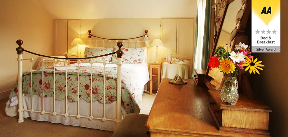 Devon Bed and Breakfast near Dartmoor