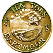 ten tors challenge medal